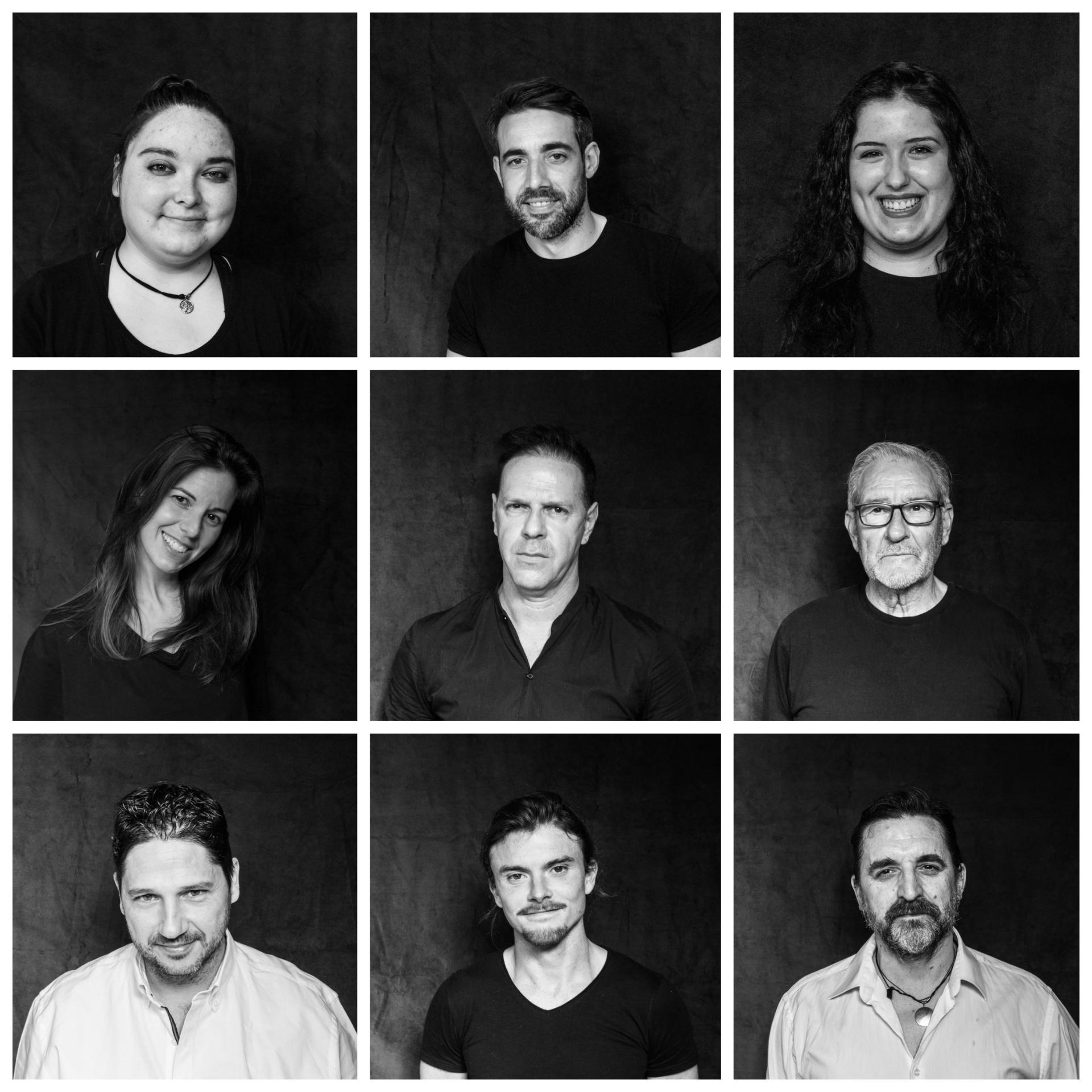 """Actores y actrices que participarán en la nueva obra """"La almohada de los sueños"""